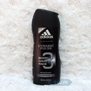 Sữa tắm gội toàn thân Adidas Dynamic Pulse 3 trong 1