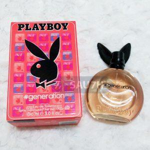 Nước hoa Playboy Generation nữ phiên bản mới 2016