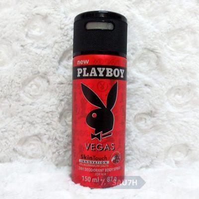 Xịt khử mùi toàn thân Playboy Vegas mới 2016