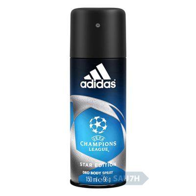 Xịt khử mùi toàn thân Adidas Champions League