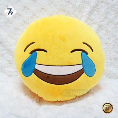 Gối icon cảm xúc Cười ra nước mắt