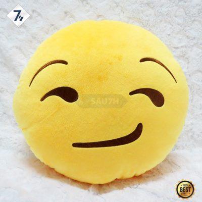 Gối icon cảm xúc Mặt cười khinh bỉ
