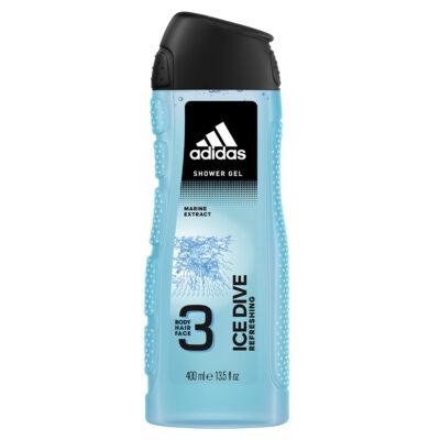 Sữa Tắm Nam Adidas Ice Dive Shower Gel 400ml