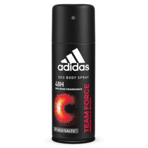 Xịt khử mùi Adidas Team Force