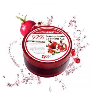 Gel Dưỡng Ẩm Da Chiết Xuất Quả Lựu – SNP Pomegranate Soothing Gel