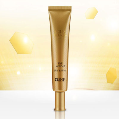 Kem Mắt Nâng Cơ SNP Gold Collagen Lift Action Eyecream