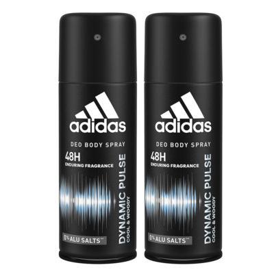 Combo 2 Xịt Khử Mùi Adidas Nam Dynamic Pulse