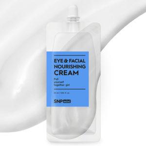 Kem Dưỡng Mắt Mini SNP Eye & Facial Nourishing Cream