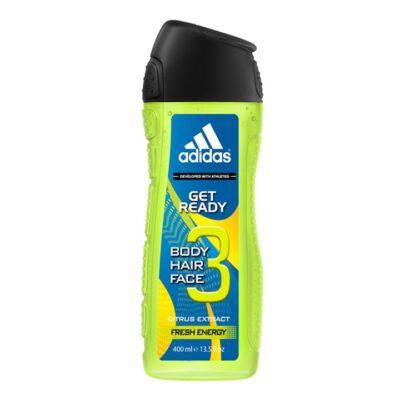Sữa Tắm Nam Adidas Get Ready Shower Gel 400ml