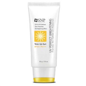 Kem Chống Nắng Có Màu SNP Lên Tone UV Perfecting Brightening Tone Up Sun